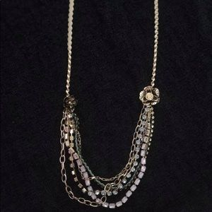 LOFT: Layer necklace